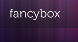 Web galeri Yapımı FancyBox