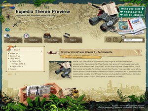 free wordpress teması_wordpress templates
