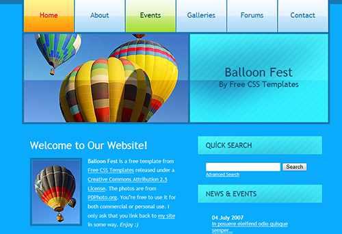 212 Adet Bedava(free) CSS+HTML Web Site Teması