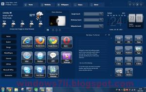 windows 8 görünümü