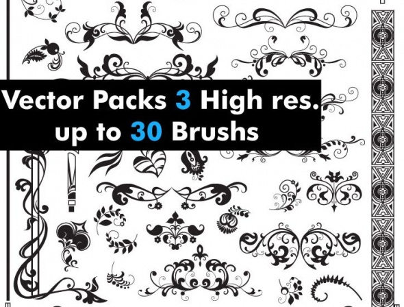 photoshop brushes-fırçaları