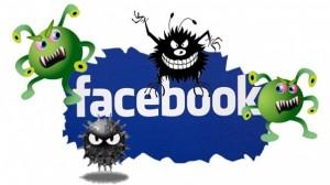 facebook virüsü temizleme