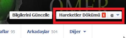 facebook arama gecmisi silme 2 Facebook Arama Geçmişi Nasıl Silinir?