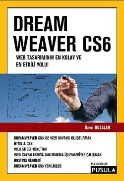 Adobe Dreamweave CS6 Anlatımlı Kitap