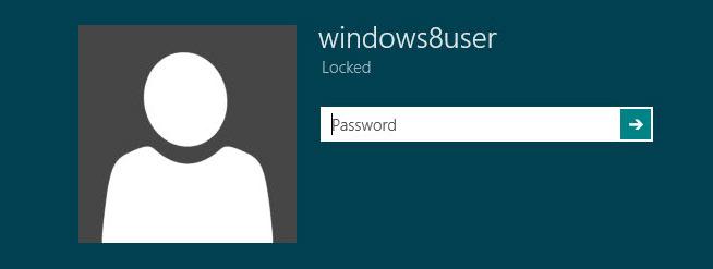 Windows 8 Açılış Parola Ekranını Kaldırma