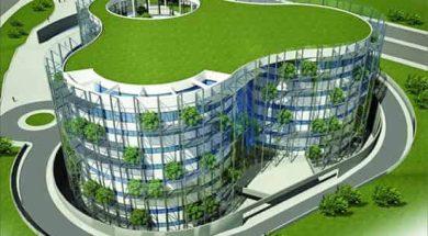 Yeşil Bina Almış Yapılar