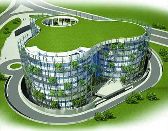 Yeşil Bina Nedir