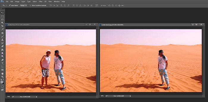 Photoshop ile Fotoğraftan herhangi bir şeyi nasıl kaldırabiliriz?