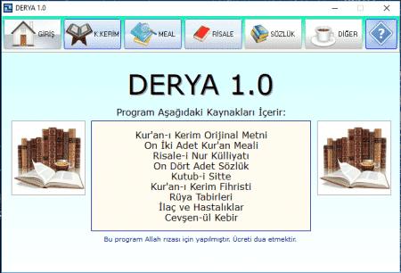 İslami Yazılım – DERYA